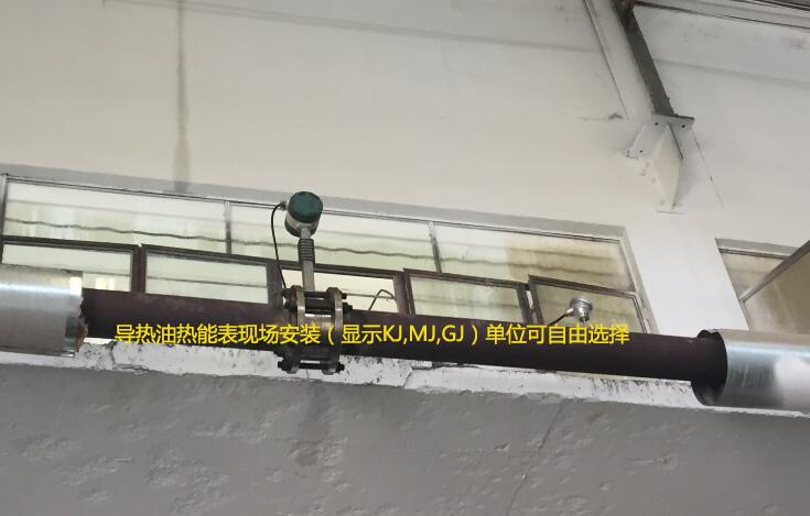 纺织厂导热油热能表