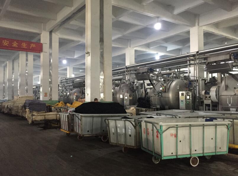 印染厂蒸汽流量计