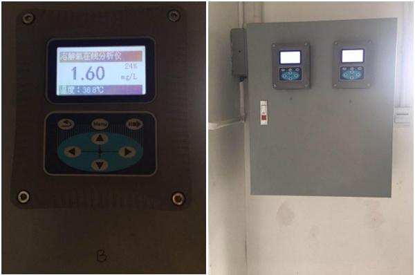污水厂荧光法溶氧仪