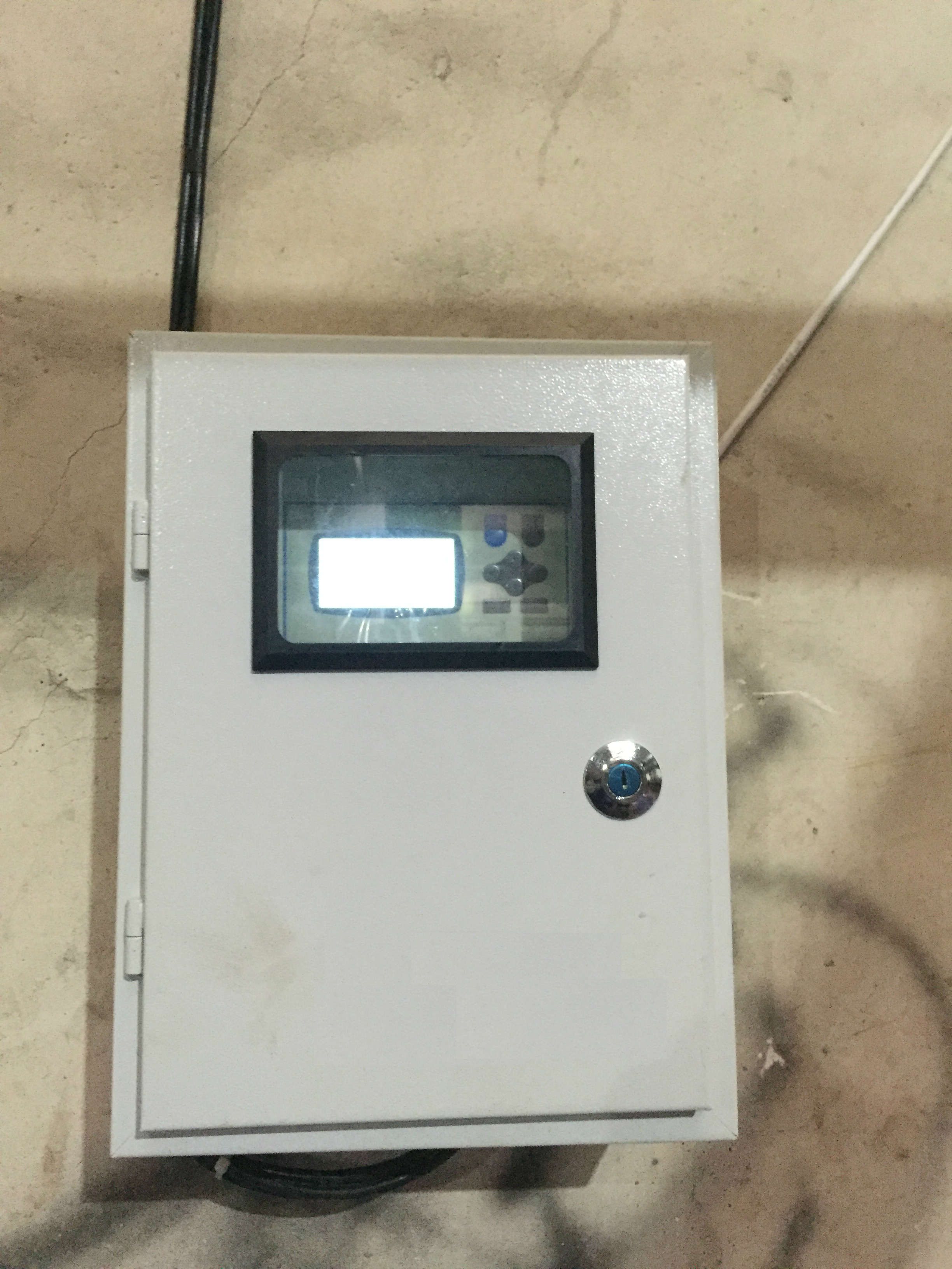 电镀厂蒸汽流量表
