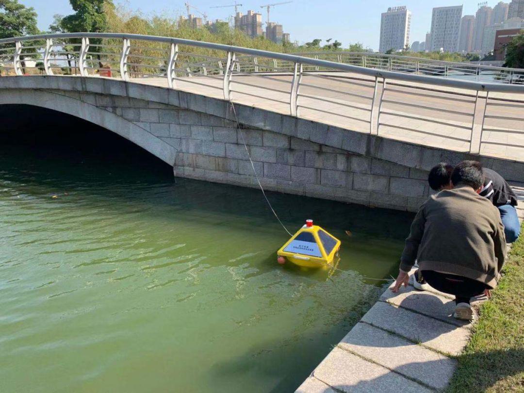 湖泊水质在线监测浮标