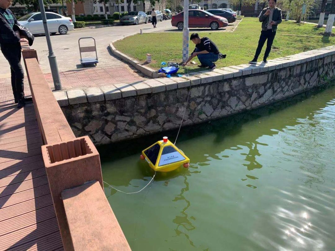 河流水质在线监测浮标