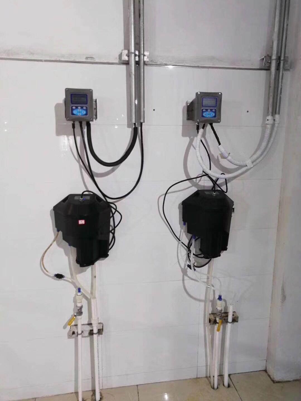 厦门精川自来水厂浊度在线检测仪