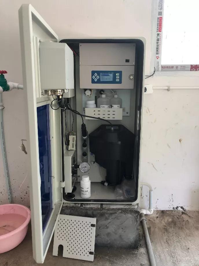 自来水管网水质监测系统